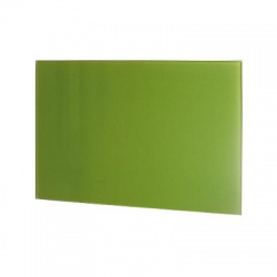 GR 700 sálavé sklenené panely 700 W - zelenožltá