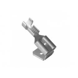 6,3x0,8mm, 1,5-2,5mm2, konektor odbočný neizolovaný