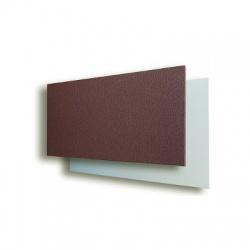ECOSUN 700 IN-2 sálavé panely 700 W hnedá