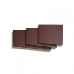 ECOSUN 400 K+ sálavé panely 400 W, hnedý