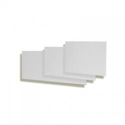 ECOSUN 400 K+ sálavé panely 400 W, biely