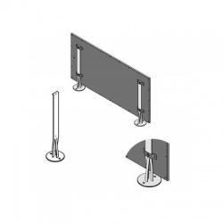 Podpery pre ECOSUN IKP 390x980 mm