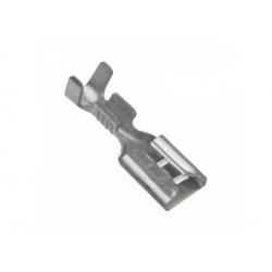 2,8x0,8mm, 0,5-1mm2, konektor plochý neizolovaný
