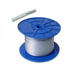 3,0mm Zn oceľové lano