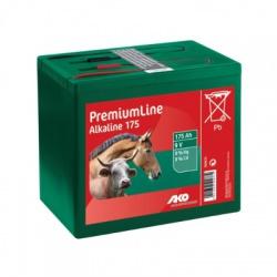 Batéria suchá ALKALINE 9V, 175Ah