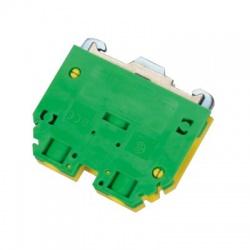 Radová svorka RSA 6 A, zelenožltá