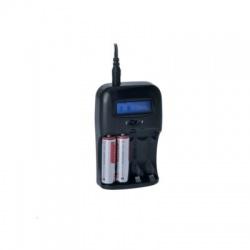 AA/AAA nabíjačka batérií s LCD displejom, max.1150mA