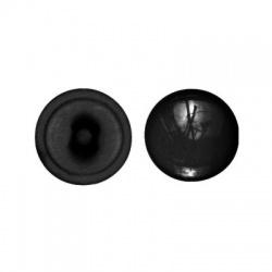 PZ2-677 plastová krytka, čierna