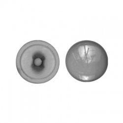 PZ2-695 plastová krytka, striebornošedá