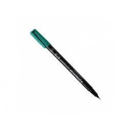 LUMOCOLOR popisovač permanent, zelená