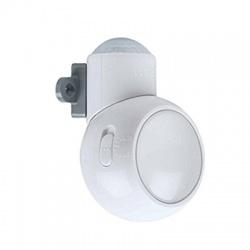 80191 SPYLUX WT LED svetlo so senzorom pohybu a snímačom deň/noc