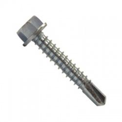 6,3x130 skrutka DIN 7504 K