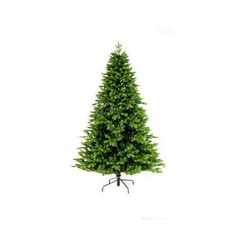 Umelý vianočný stromček, 150cm, 3D+2D