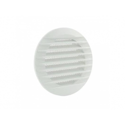 KRO125 fi125, ventilačná mriežka kruhová