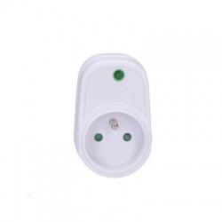 Prepäťová ochrana do zásuvky, 236J, 1 zásuvka, kontrolka