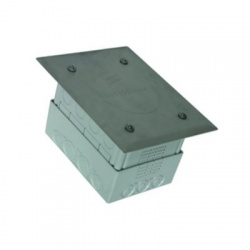 Krabica pre skúšobnú svorku do zateplenia 185x145x90-140mm