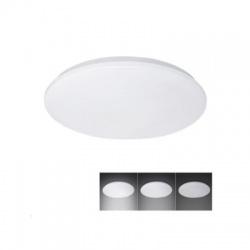 LED stropné svetlo, 3-stupňové stmievanie, 32W, guľaté