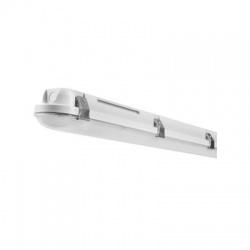 DAMP PROOF LED 1200 2x39W 6500K LED svietidlo prachotesné