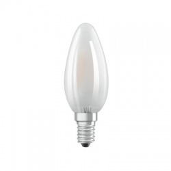 LED STAR+Retrofit CL B CRI90 GL FR 5W/927 E14, LED žiarovka
