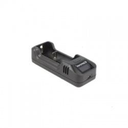 Nabíjačka pre akumulátorové batérií, 3,6/3,7V, 1A, 5V DC