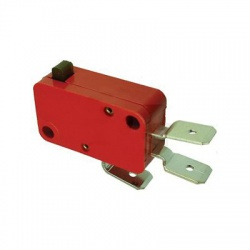 1-(1) SPDT 20(4)A 400V F6,3 mikrospínač