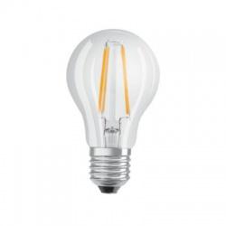 LED STAR+Retrofit CL A Act&Rel GL FIL 7/827, E27, LED žiarovka