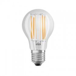 LED STAR+Retrofit CL A Act&Rel GL FIL 8/827, E27, LED žiarovka