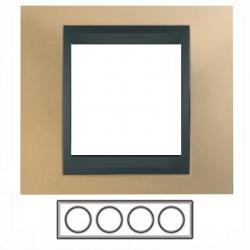 4-rámik, matná meď/grafit, MGU66.008.296