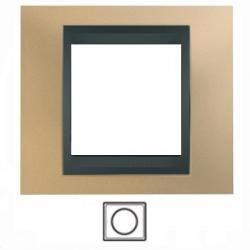 1-rámik, matná meď/grafit, MGU66.002.296