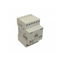 Zvončekový transformátor 230V/12-12-24V/30VA
