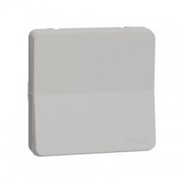 Vypínač r.2, IP55, dvojpólový, biely