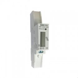 EDIN6002MID, 5-45A, 1-fázový, digitálny elektromer s certifikáciou
