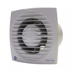 BRAVO100 fi125 ventilátor