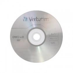 DVD+R 4,7GB 16xspeed (balenie 25ks)
