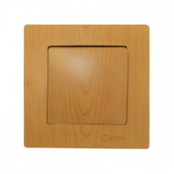 32105101 Lillium vypínač č. 1, svetlé drevo