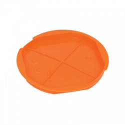 ZV 68 AB veko zaslepovacie, oranžové