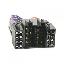 ZRS-ISO-ISO ISO zásuvka x2, ISO vidlica x2