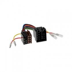 ZRS-ISO-ISO/VW ISO zásuvka x2, ISO vidlica x2, napájacie vodiče