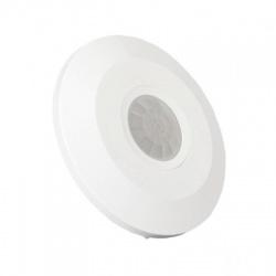 SLIM pohybový senzor 360 ° plochý, biely
