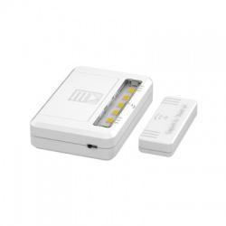 LED svetielka do skrín, komôd a zásuviek, 40lm, 2xAAA, 2ks