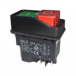DKLD DZ-6 spínač, IP55, 4 kontakty