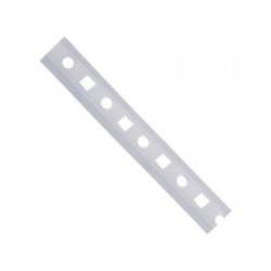 5055 LII17 FS, montážna páska, kovová