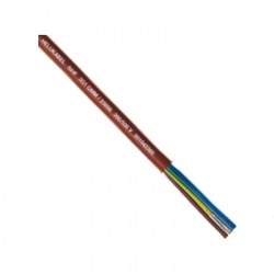 SIHF 3x0,50, silikónový kábel