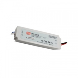 LPV-100 12V Meanwell LED DRIVER, IP67
