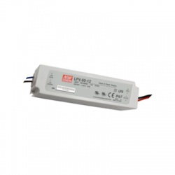 LPV-60-12V Meanwell LED DRIVER IP67