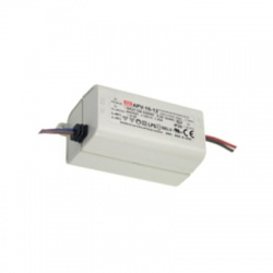 APV-16-12 12V/16W CV Meanwell LED DRIVER, IP42