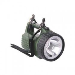 3810 3W LED nabíjacie svietidlo, vodeodolná