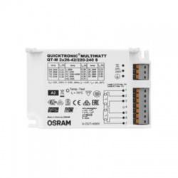 QT-M 2X26…42 S elektronický predradník