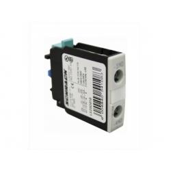 6A, 230V AC15, 1NO, pre veľkosti 0-12, pomocný kontakt, čelný