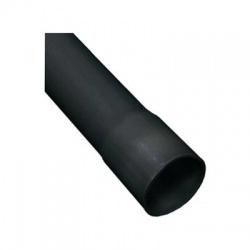 4025HF FA rúrka 25 tuhá, bezhalogénová, čierna